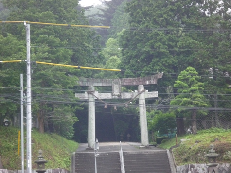 八幡神社 a