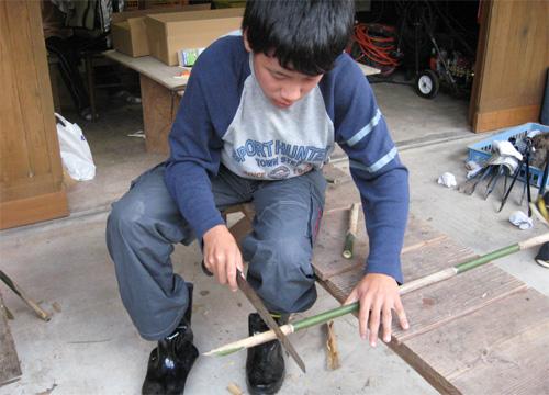 木工、竹細工