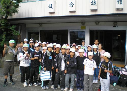 俵山温泉小規模旅館宿泊